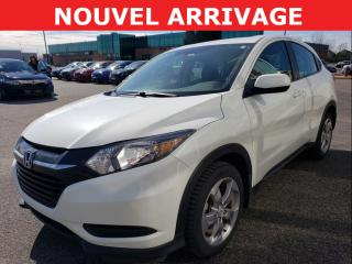 Used 2018 Honda HR-V LX AWD for sale in Boucherville, QC