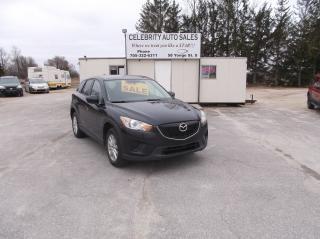 Used 2014 Mazda CX-5 Sport for sale in Elmvale, ON