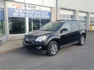 Used 2015 Chevrolet Equinox Lt 2lt,toit,cuir,dem for sale in St-Hubert, QC