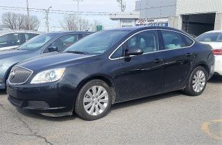 Used 2015 Buick Verano Commodité,cam for sale in St-Hubert, QC
