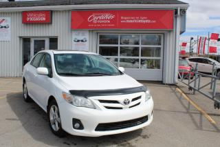 Used 2011 Toyota Corolla Berline 4 portes, boîte automatique, LE for sale in Shawinigan, QC