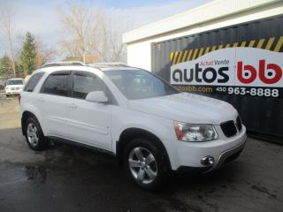 Used 2007 Pontiac Torrent ( AWD 4x4 - LIQUIDATION ) for sale in Laval, QC