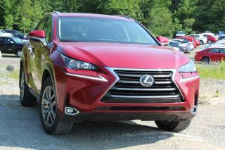 Used 2015 Lexus NX 200t for sale in Shawinigan, QC