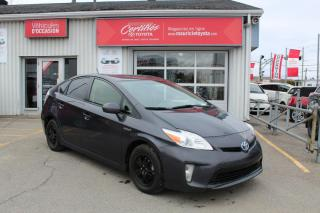 Used 2012 Toyota Prius Hayon 5 portes for sale in Shawinigan, QC