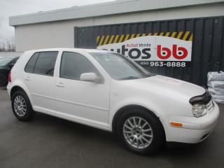 Used 2007 Volkswagen City Golf for sale in Laval, QC