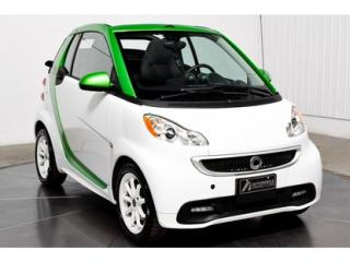 Used 2014 Smart fortwo ÉLECTRIQUE PASSION for sale in Saint-hubert, QC