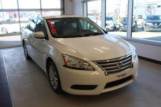 Used 2013 Nissan Sentra SV LUXE CVT TOIT OUVRANT ROUES D'ALLIAGE for sale in Lévis, QC