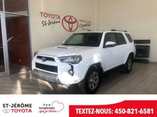 Used 2016 Toyota 4Runner Trail Cuir for sale in Mirabel, QC