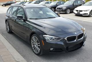 Used 2015 BMW 328i Xdrive M Sport Touring for sale in Dorval, QC