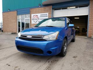Used 2010 Ford Focus SES for sale in St-Eustache, QC