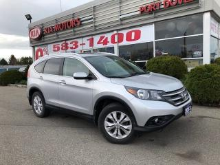 Used 2013 Honda CR-V Touring/AWD/Sunroof/Super Clean for sale in Port Dover, ON
