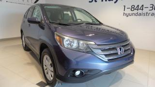 Used 2012 Honda CR-V Traction intégrale 5 portes EX for sale in St-Raymond, QC