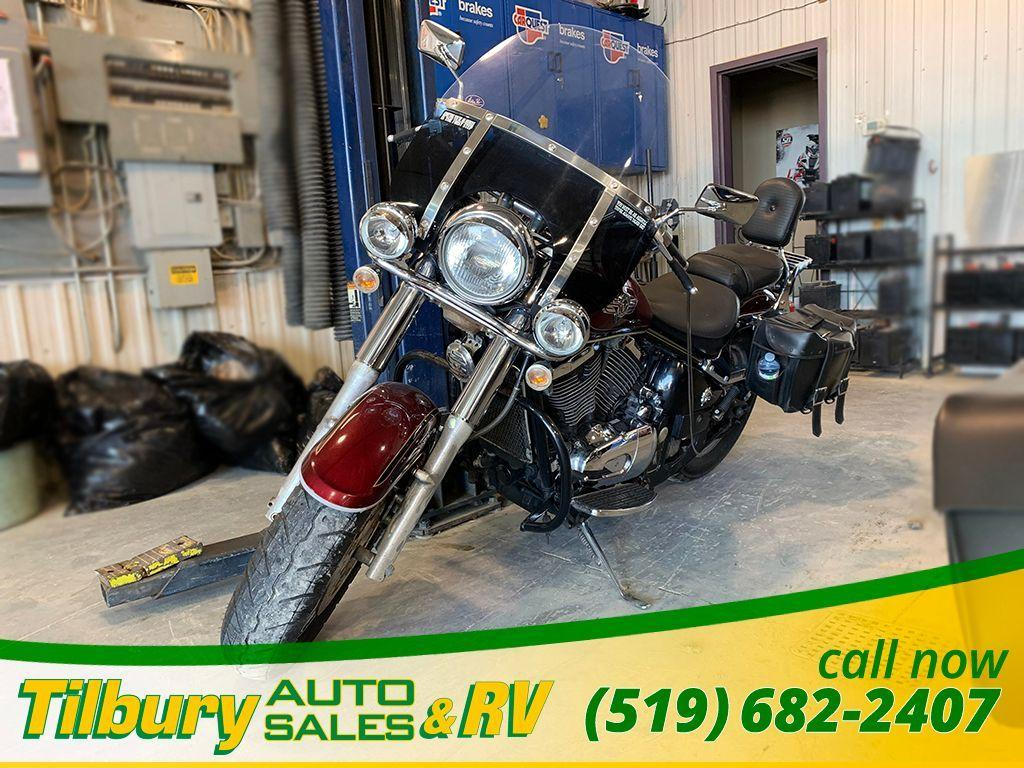 Used 2001 Kawasaki Vulcan 1500 Classic Fresh Trade In For Sale In