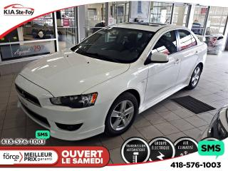 Used 2014 Mitsubishi Lancer SE T.OUVRANT for sale in Québec, QC