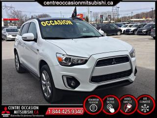Used 2015 Mitsubishi RVR GT, CUIR for sale in Terrebonne, QC