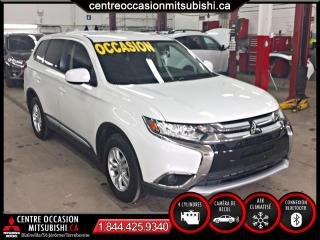 Used 2017 Mitsubishi Outlander ES AWC for sale in Terrebonne, QC