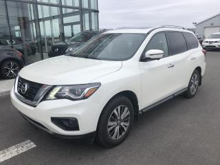 Used 2019 Nissan Pathfinder SL, AWD, DEMO, RABAIS for sale in Lévis, QC