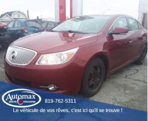 Used 2010 Buick LaCrosse CXL for sale in Rouyn-Noranda, QC