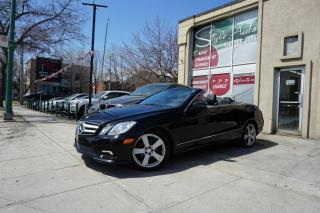 Used 2011 Mercedes-Benz E350 E 350 cabriolet 2 portes PA for sale in Laval, QC