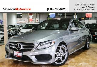 Used 2016 Mercedes-Benz C-Class C 300 for sale in North York, ON