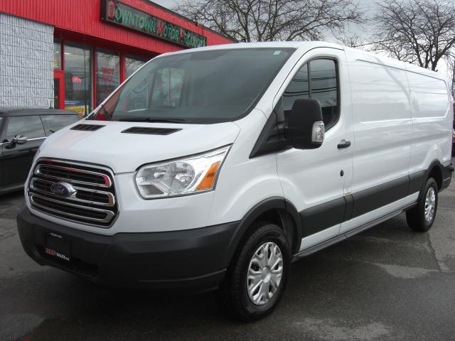 2015 Ford Transit 250 Extended 5 Passenger