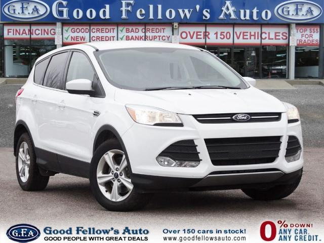 2016 Ford Escape SE MODEL, 1.6 ECOBOOST, HEATED SEATS, REARVIEW CAM