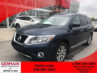 Used 2015 Nissan Pathfinder Sl - Sièges Ch for sale in Donnacona, QC