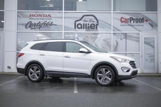 Used 2014 Hyundai Santa Fe XL LIMITED XL AWD ***JAMAIS ACCIDENTE*** for sale in Québec, QC