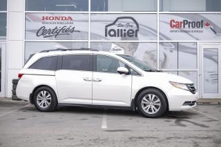 Used 2016 Honda Odyssey EX-L RES ***GARANTIE 10 ANS/200 000 KM** for sale in Québec, QC