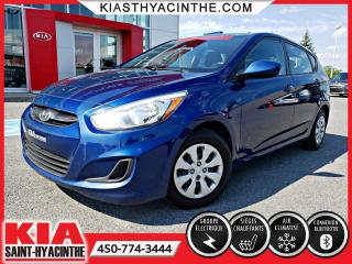 Used 2015 Hyundai Accent for sale in St-Hyacinthe, QC