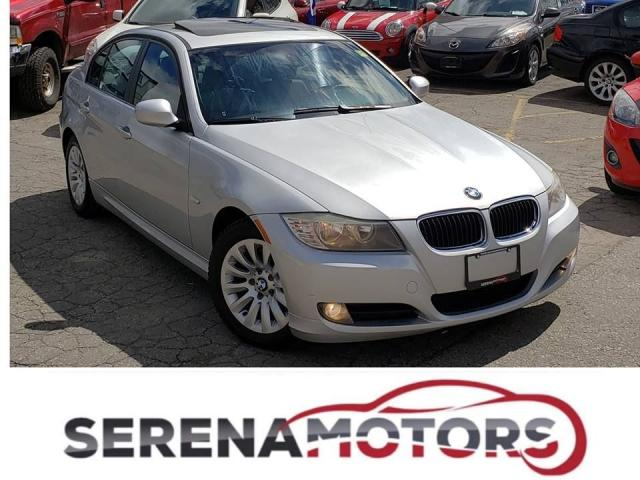 2009 BMW 3 Series LEATHER | SUNROOF | ONE OWNER | NO ACCIDENTS