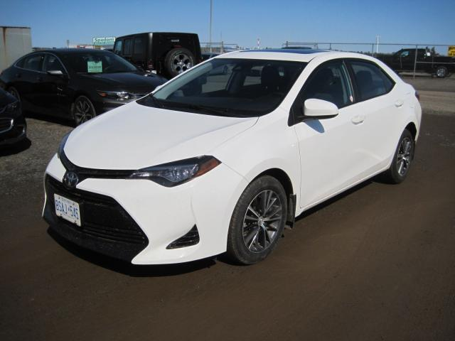 2017 Toyota Corolla LE Plus Package