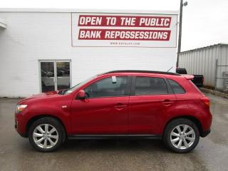 Used 2015 Mitsubishi RVR SE Limited Edition for sale in Toronto, ON