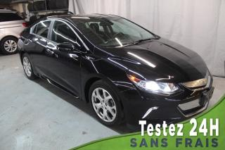 Used 2016 Chevrolet Volt **Premier (BOSS,CUIR,NAV) BAS KILO for sale in St-Constant, QC