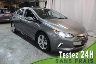 Used 2016 Chevrolet Volt LT (APPLE CAR PLAY AND ANDROID AUTO!!) for sale in St-Constant, QC