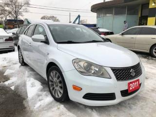 Used 2011 Suzuki Kizashi SE for sale in York, ON