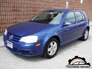 Used 2008 Volkswagen City Golf GL HATCH || CERTIFIED || MANUAL for sale in Waterloo, ON