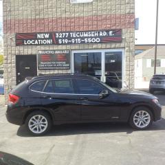 Used 2015 BMW X1 xDrive28i $66.83/week OAC for sale in Windsor, ON