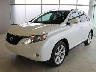 Used 2012 Lexus RX 350 TOURING PKG/AWD/HEATED AND COOLED SEATS/NAVIGATION/CLAIM FREE for sale in Edmonton, AB