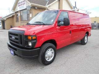 Used 2011 Ford E250 CARGO 5.4L Loaded Rack Divider Shelving Certified for sale in Etobicoke, ON