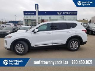 Used 2019 Hyundai Santa Fe ESS AWD/ADAPTIVE CRUISE/LANE KEEP ASSIST/FWD COLLISION AVOIDANCE for sale in Edmonton, AB