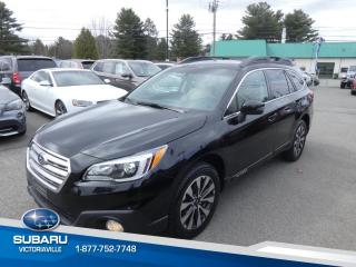 Used 2015 Subaru Outback Familiale 5 portes 2.5i avec groupe limi for sale in Victoriaville, QC