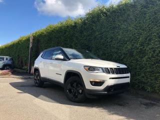 New 2019 Jeep Compass Altitude for sale in Surrey, BC