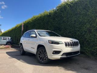 New 2019 Jeep Cherokee High Altitude for sale in Surrey, BC
