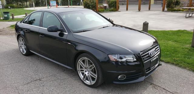 2011 Audi A4 2.0T SEDAN QUATTRO T