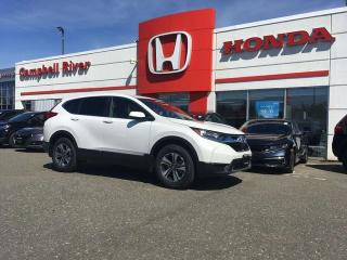 New 2019 Honda CR-V LX - Demo - Accessorized! for sale in Campbell River, BC