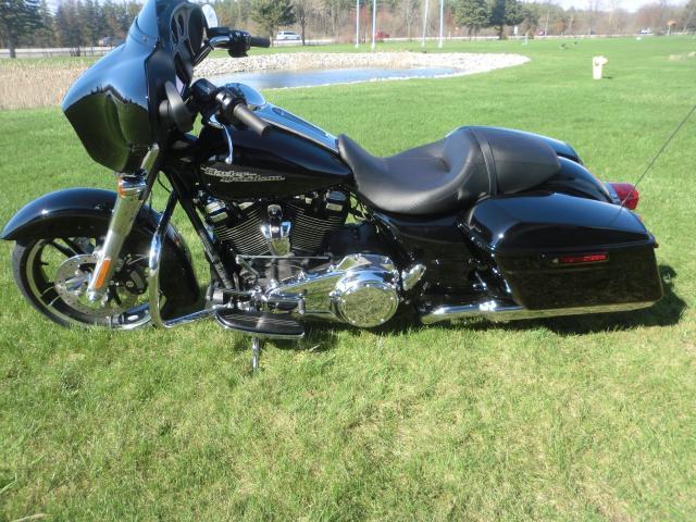 2019 Harley-Davidson FLHX FLHX STREET GLIDE