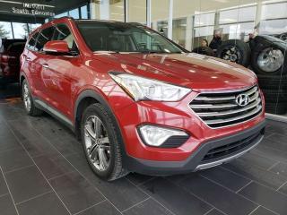 Used 2013 Hyundai Santa Fe PREMIUM, HEATED STEERING, NAVI, SUNROOF, 2ND SET OF TIRES for sale in Edmonton, AB