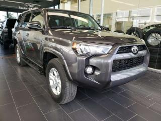 Used 2017 Toyota 4Runner SR5 HEATED SEATS, NAVI, REAR VIEW CAMERA for sale in Edmonton, AB