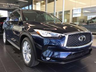 New 2019 Infiniti QX50 Essential Package for sale in Edmonton, AB